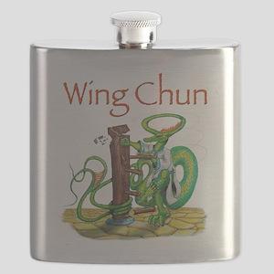 wingchunshirt Flask