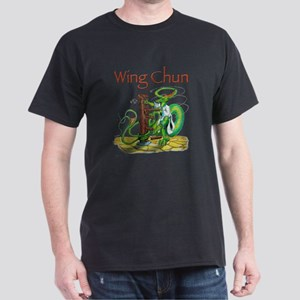 wingchunshirt Dark T-Shirt