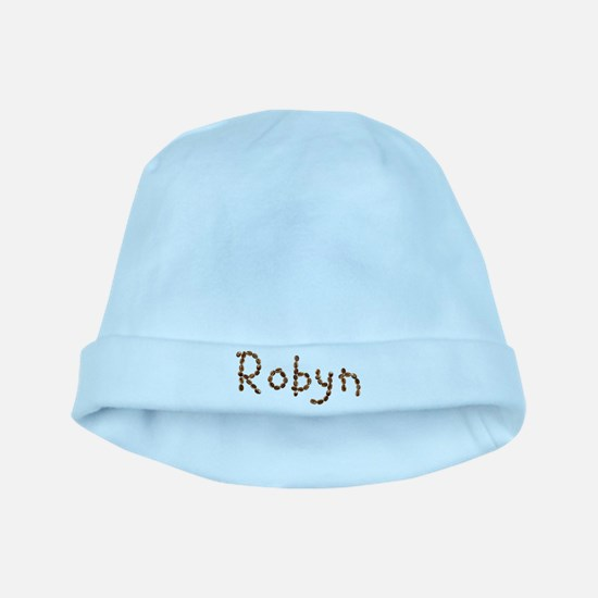 Robyn Coffee Beans baby hat