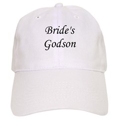 Bride's Godson. Baseball Cap