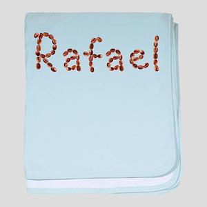Rafael Coffee Beans baby blanket