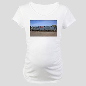 Heritage of the Monogahela Maternity T-Shirt