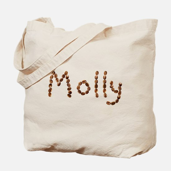 Molly Coffee Beans Tote Bag