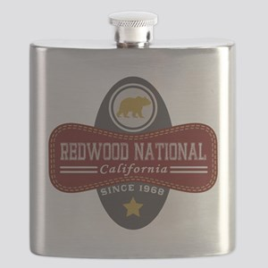 Redwood Natural Marquis Flask