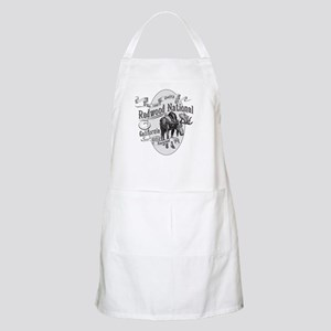 Redwood Vintage Moose Apron