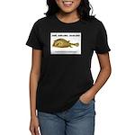 Stiff Fish Women's Dark T-Shirt