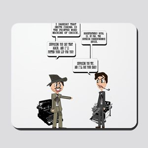 Computer Wars Mousepad