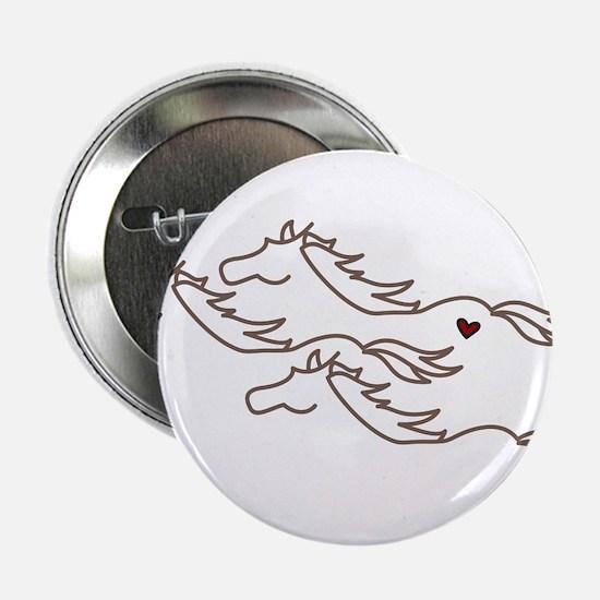 """Wild Horses 2.25"""" Button"""