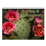 Cacti Wall Calendars