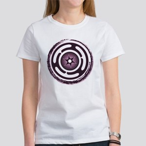Purple Hecate's Wheel Women's T-Shirt