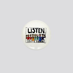 Listen Mini Button