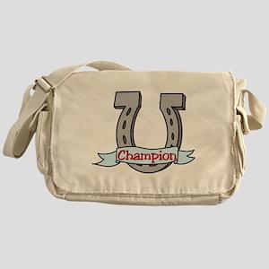 Champion Messenger Bag