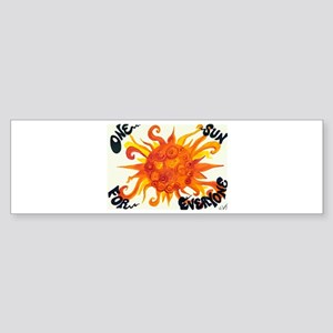 One Sun for Everyone Sticker (Bumper)
