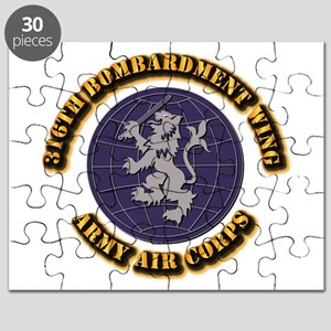 AAC - 316th Bombardment Wing Puzzle