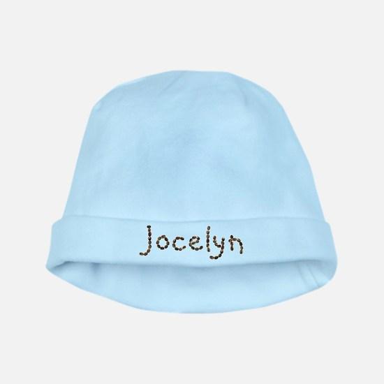 Jocelyn Coffee Beans baby hat