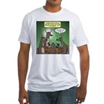 Reindeer Games Fitted T-Shirt