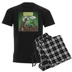 Reindeer Games Men's Dark Pajamas