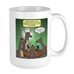 Reindeer Games Large Mug