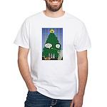 Wisemen in NY White T-Shirt