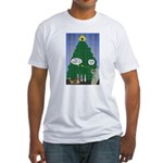Wisemen in NY Fitted T-Shirt