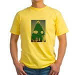 Wisemen in NY Yellow T-Shirt