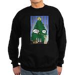 Wisemen in NY Sweatshirt (dark)