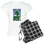 Wisemen in NY Women's Light Pajamas