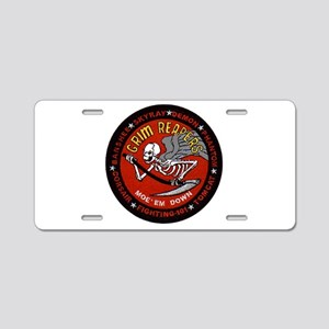 VF 101 Grim Reapers Aluminum License Plate