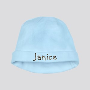 Janice Coffee Beans baby hat