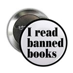 """I Read Banned Books 2.25"""" Button (10 pack)"""