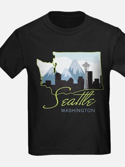 Seatle Washington T