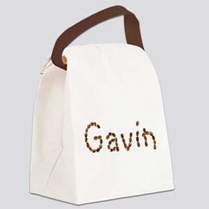 Gavin Coffee Beans Canvas Lunch Bag