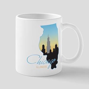Chicago Illinois Mug
