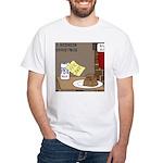 Redneck Christmas White T-Shirt