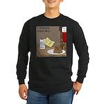 Redneck Christmas Long Sleeve Dark T-Shirt