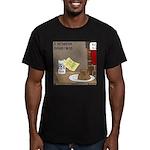 Redneck Christmas Men's Fitted T-Shirt (dark)