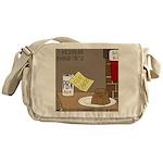 Redneck Christmas Messenger Bag