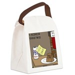 Redneck Christmas Canvas Lunch Bag