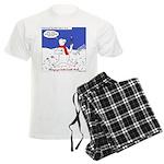 North or South Pole? Men's Light Pajamas