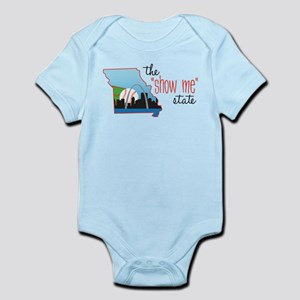 Show Me State Infant Bodysuit