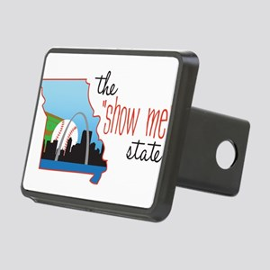 Show Me State Rectangular Hitch Cover