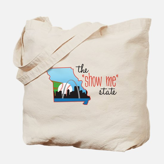 Show Me State Tote Bag