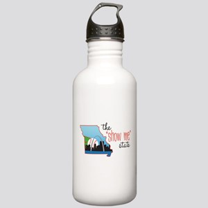 Show Me State Stainless Water Bottle 1.0L