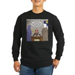 Bethlehem Census Long Sleeve Dark T-Shirt