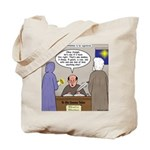 Bethlehem Census Tote Bag