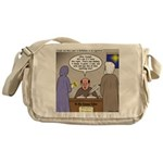 Bethlehem Census Messenger Bag