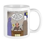 Bethlehem Census Mug