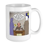 Bethlehem Census Large Mug