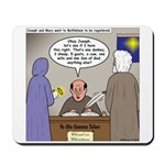 Bethlehem Census Mousepad
