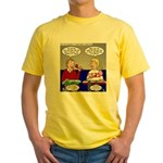 Galleria of Toolry Yellow T-Shirt